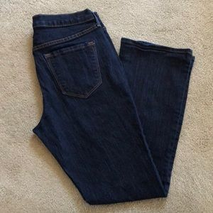 Old Navy Curvy Bootcut Jeans